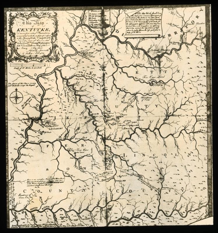 Kentucke, 1784