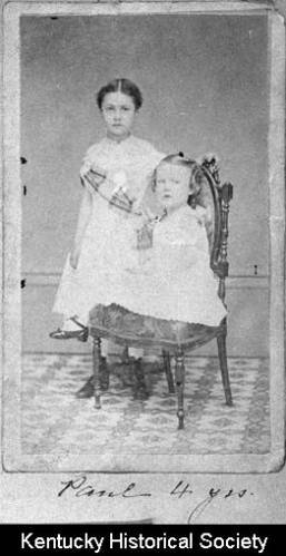 Lilian and Paul Sawyier