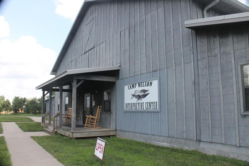 Camp Nelson Interpretive Center