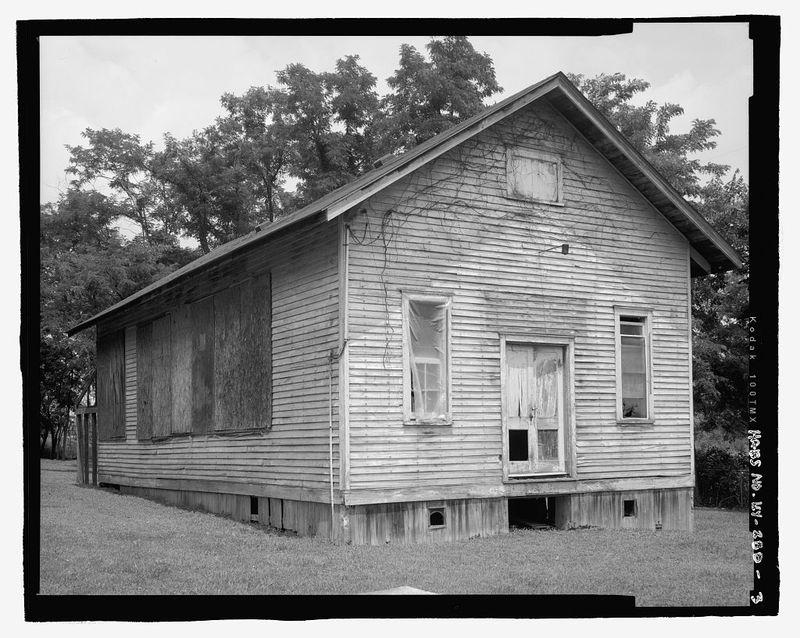 A Rosenwald School