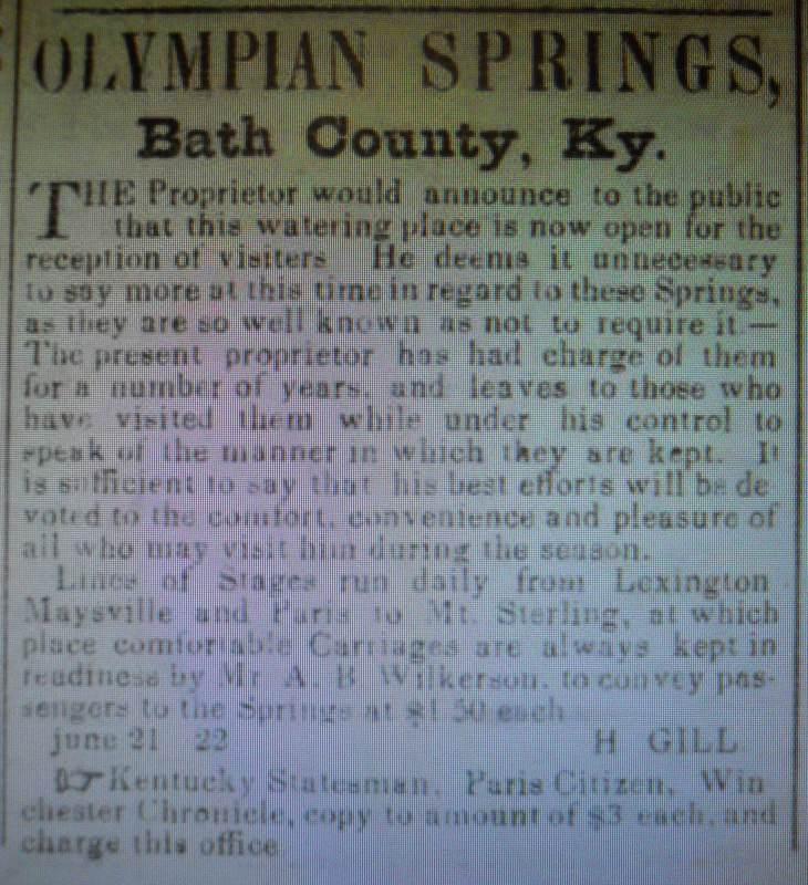 Olympian Springs