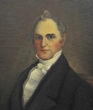 Governor Joseph Desha
