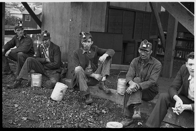 Jenkins, Kentucky Miners
