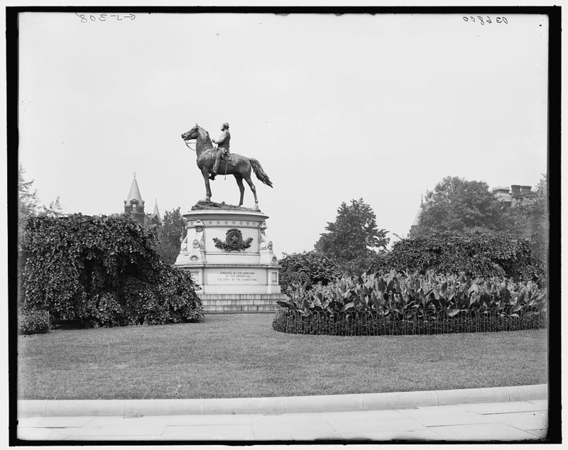 George H. Thomas Monument