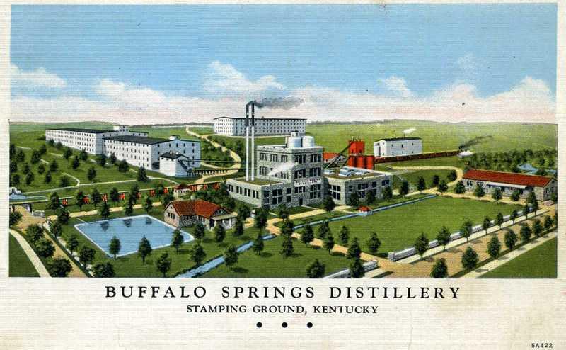 Buffalo Springs Distillery