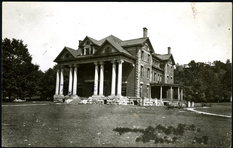 The Mayo Mansion