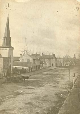 Downtown Danville, Kentucky