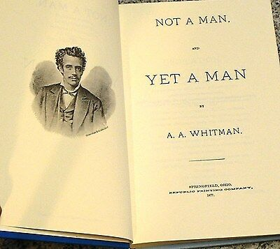 Portrait Sketch of Albery Allson Whitman