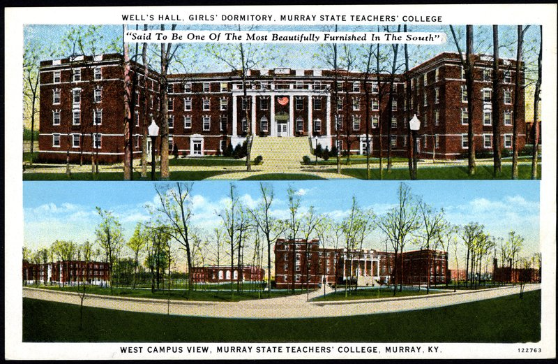 Murray State's Well's Hall