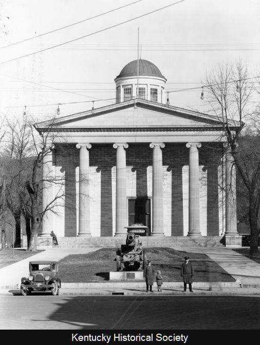 The Old State Capitol