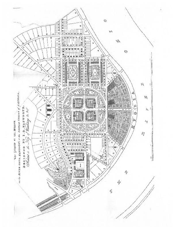 Plan of Hygeia, Kentucky