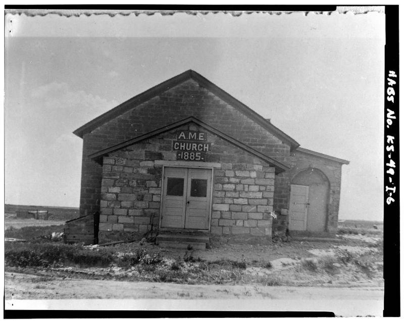 Nicodemus A.M.E. Church
