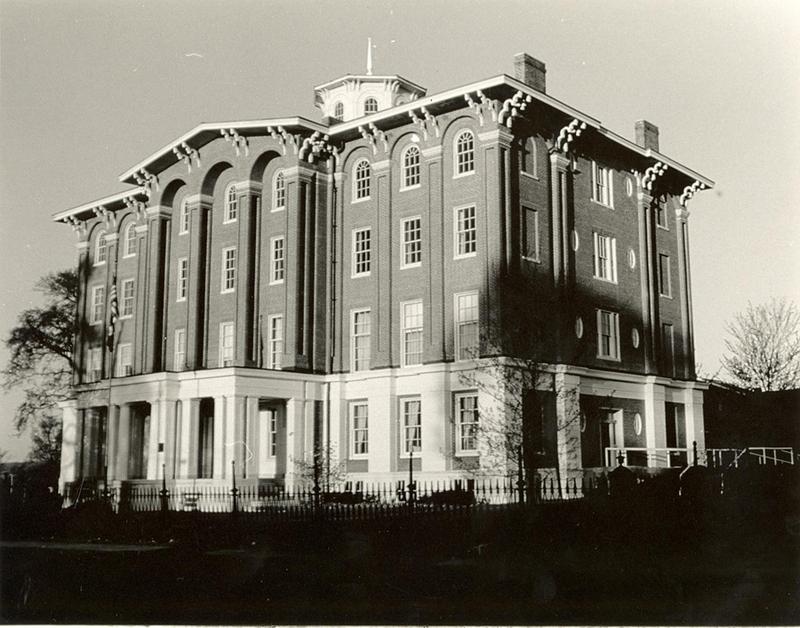 Jacobs Hall, Kentucky School for the Deaf
