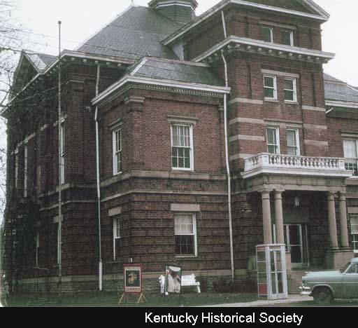 Old Boone County Courthouse