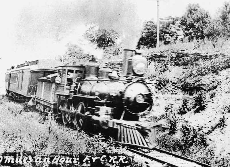 Frankfort and Cincinnati Railroad