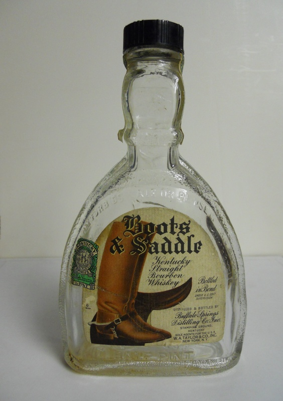 Boots and Saddle Bourbon