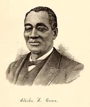 Rev. Elisha Green