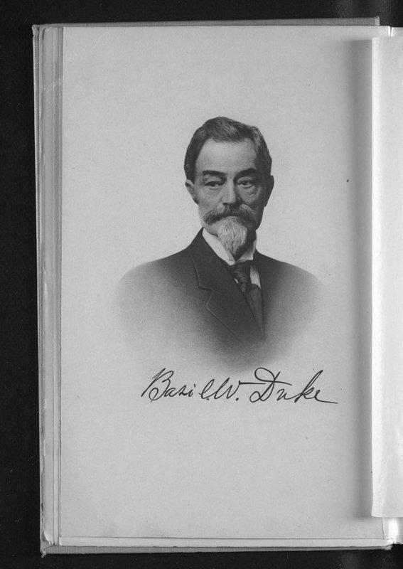General Basil W. Duke