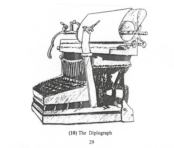 Heady's Diplograph