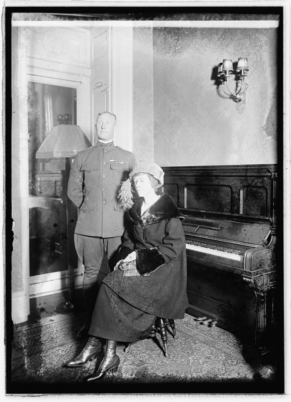Woodfill and wife.jpg