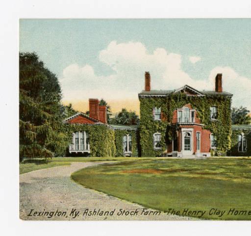 Ashland: The Henry Clay Estate