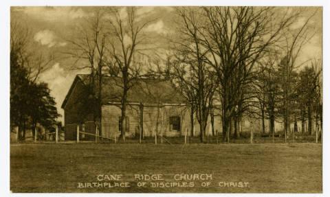 Cane Ridge Church