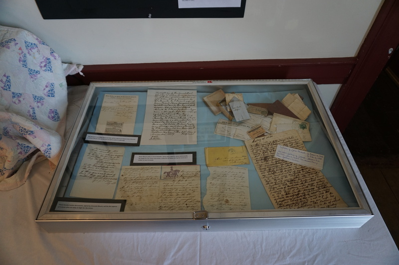 Letters from the Mount Family Collection