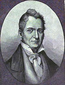 Drawing of Ben Hardin