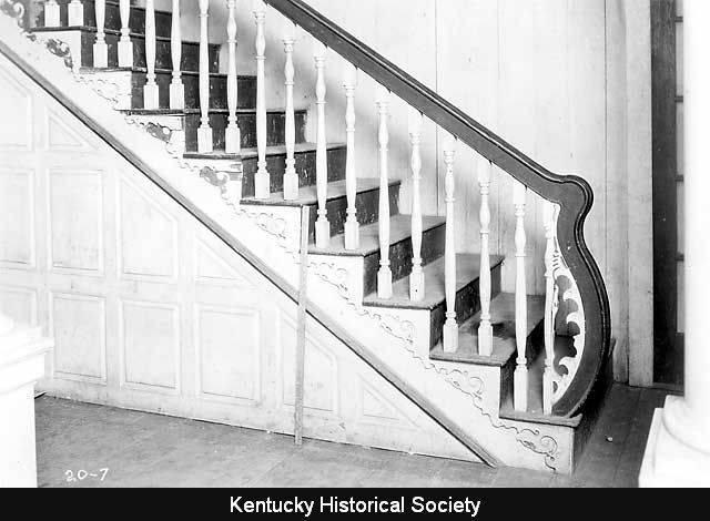 Sportsman's Hill Stairway
