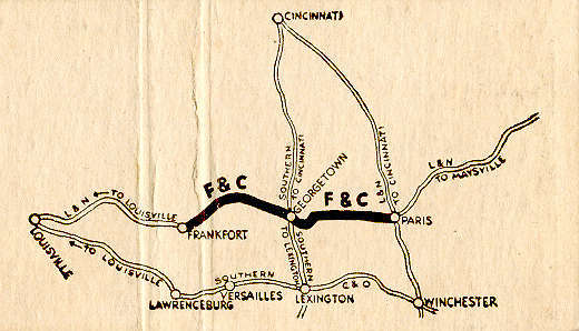 Frankfort and Cincinnati Railroad