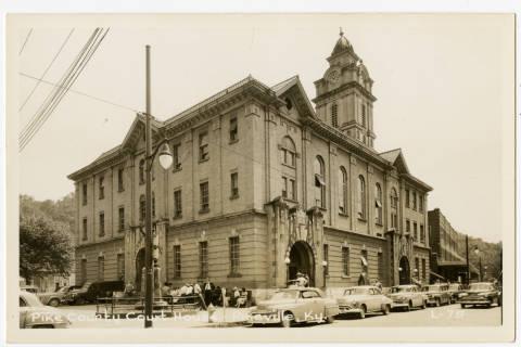 Pike County Court House