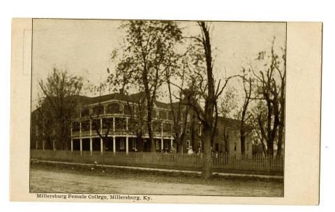 Millersburg Female College
