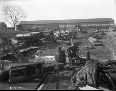 Howard's Shipyard