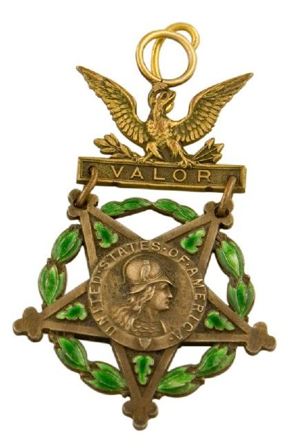 Horsfall's Medal of Honor