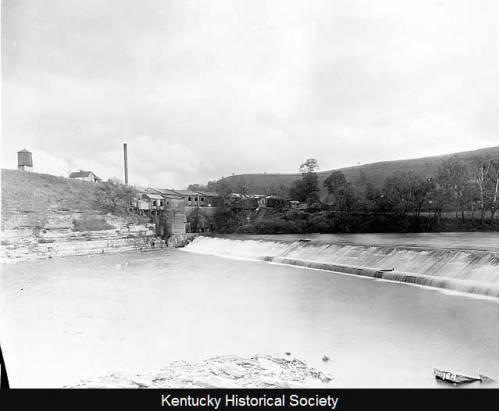 Falls and Hemp Mill